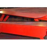 4. Puente opcional (OPT-AB). Puente articulado opcional de 300 x 2000 mm en el lado libre de G o L.