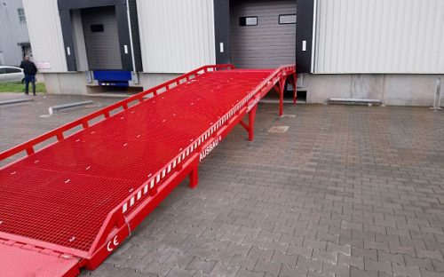 Rampas para camiones AUSBAU-STB